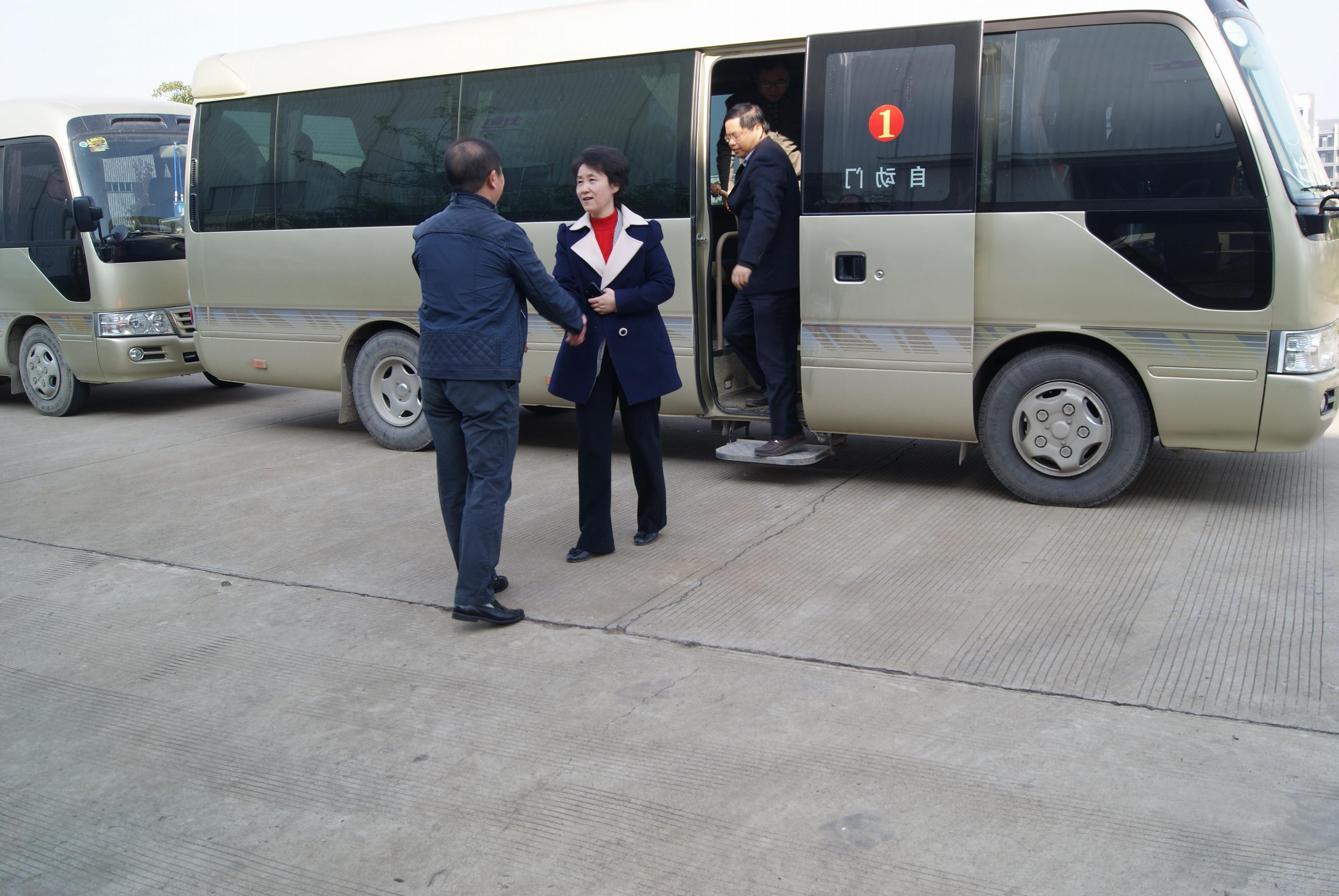 Secretary Of The Chizhou Municipal Party Committee Inspected Our Company